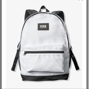 NEW PINK CAMPUS BACKPACK